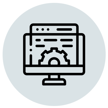 Web Maintenance Icon