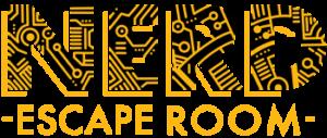 Nerd Escape Room Raleigh Logo