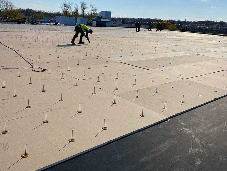Commercial Roofing New Jersey