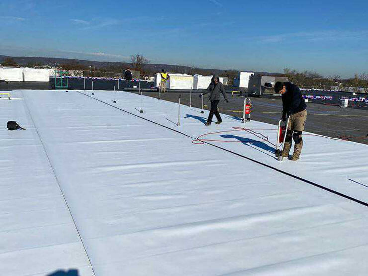 Commercial Roofing Services New Jersey